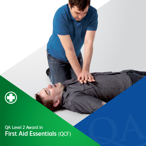 QA Level 2 Award in First Aid Essentials (QCF) Qualification Specification-1